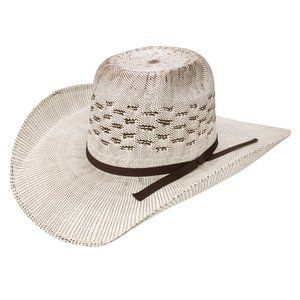 Resistol Straw Cowboy Hat - Everett